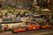 19th Annual Holiday Train Show; Sunday, January, 20, 2013
