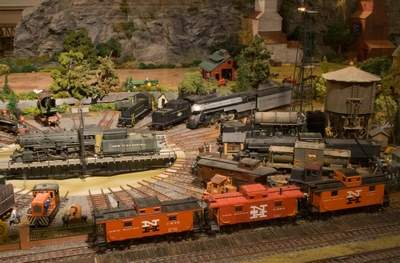 19th Annual Holiday Train Show