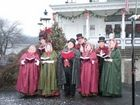 CT YULETIDE CAROLERS;