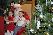 Mystic Aquarium's Munchkin Morning with Santa; Friday, December, 7, 2012