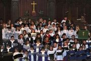 Children's Choir Festival; Sunday, January, 27, 2013