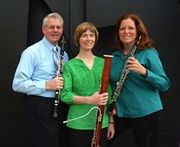 Connecticut College Faculty Reed Trio; Friday, March, 1, 2013