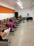 90-Min Indoor Learn to Row Drop In; Saturday, February, 23, 2013