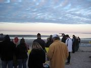 Easter Sunrise Service; Sunday, March, 31, 2013